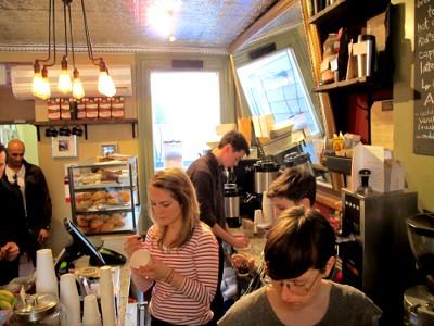 Jimmys Coffee Toronto